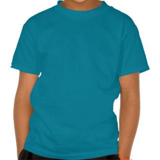 Monstre de biscuit rétro tee-shirts