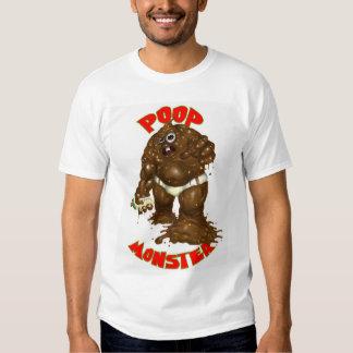 monstre de dunette t-shirts