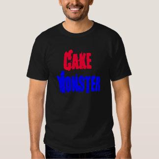 Monstre de gâteau t-shirts