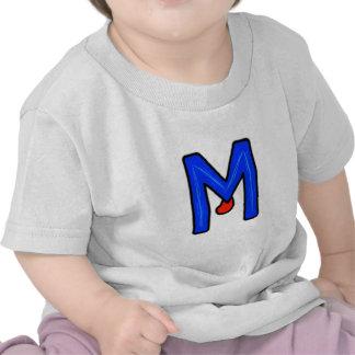 Monstre de M T-shirt