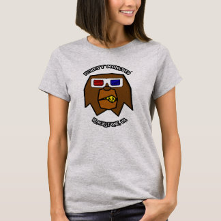 MONSTRE de PICKETT - VERRES 3D T-shirt