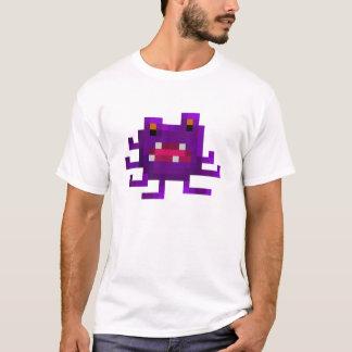 Monstre de pixel t-shirt