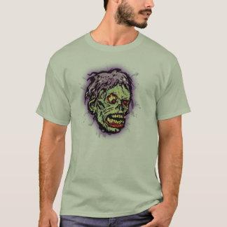 Monstre de zombi (choc) t-shirt