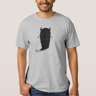 Monstre d'ombre tee-shirts