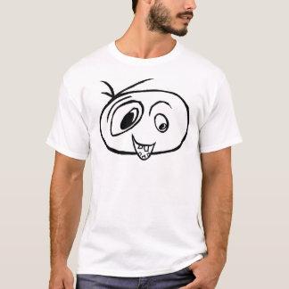 Monstre drôle t-shirt