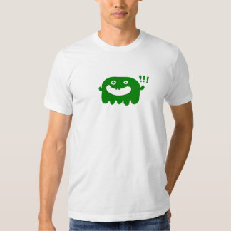 Monstre Excited Tee Shirt