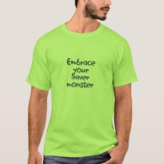 Monstre intérieur t-shirt