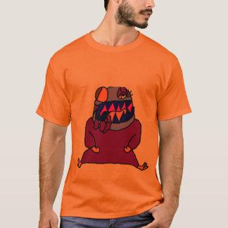 monstre laid t-shirt