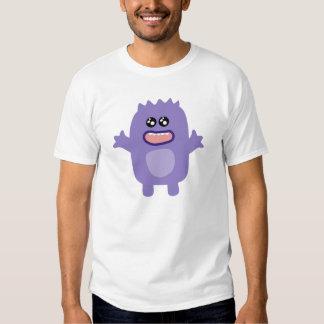 Monstre pourpre t shirt