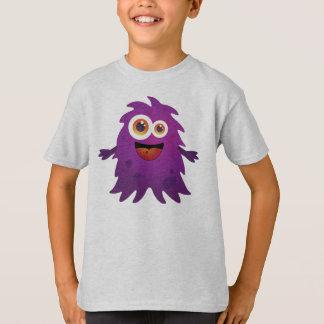 Monstre pourpre tee-shirt