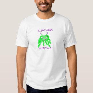 monstre t shirt