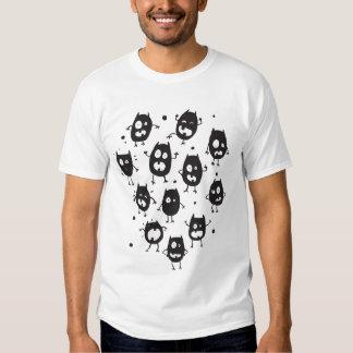 Monstres Noirs Tee Shirt