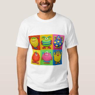 Monstres Tee-shirt