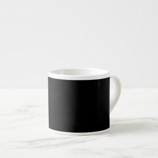 Montag-Motivations-Behälter Espressotasse