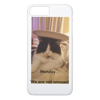 Montag… Wir werden nicht unterhalten iPhone 8 Plus/7 Plus Hülle