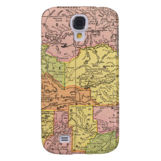 Montana Galaxy S4 Hülle
