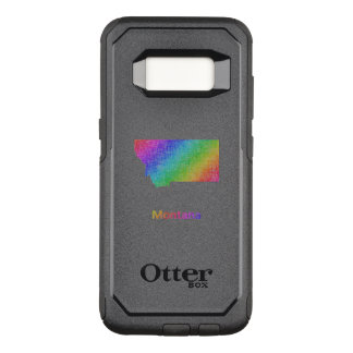 Montana OtterBox Commuter Samsung Galaxy S8 Hülle