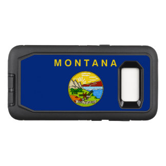 Montana OtterBox Defender Samsung Galaxy S8 Hülle