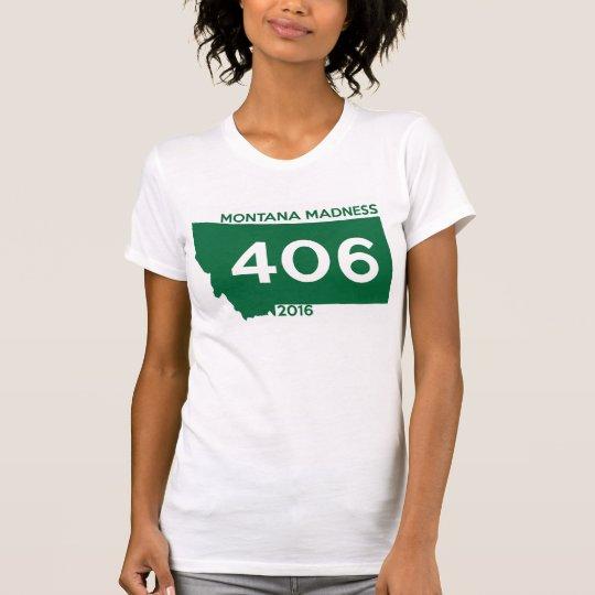 Montana-Verrücktheits-Shirt 2016 2 T-Shirt