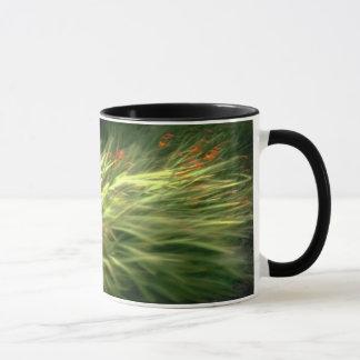 Montbretia im Wind Tasse