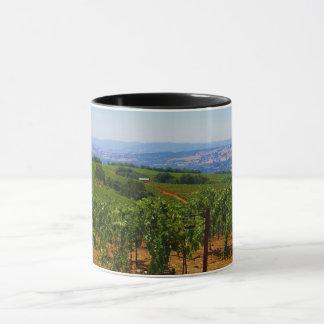 Monte Rosso Weinberg Tasse