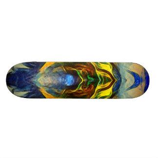 Monte Skateboard 21,6 Cm