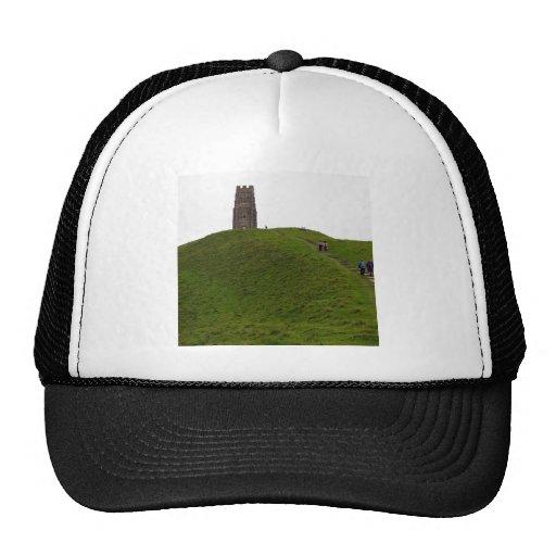 Montée du massif de roche casquette