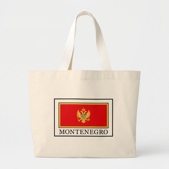 Montenegro Jumbo Stoffbeutel