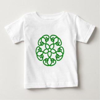 Monter twines t-shirt pour bébé