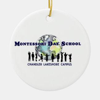 Montessori Externats-Krämer-Lakeshore Verzierung Keramik Ornament