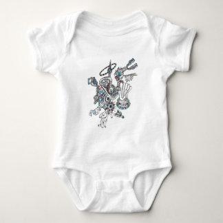 Montezumas Rache Baby Strampler