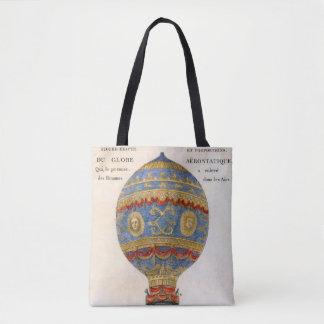 Montgolfier Bruder-Heißluft-Ballon Tasche