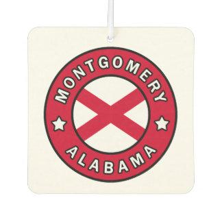 Montgomery Alabama Autolufterfrischer
