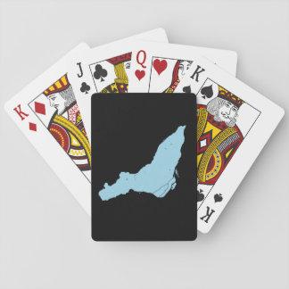 Montreal-Insel-Spielkarten Spielkarten