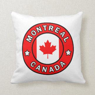 Montreal Kanada Kissen