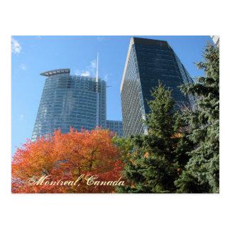 Montreal, Kanada Postkarte