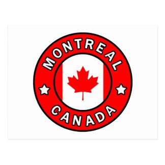Montreal Kanada Postkarte