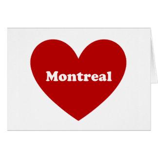 Montreal Karte