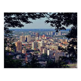 Montreal Postkarte