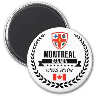 Montreal Runder Magnet 5,7 Cm