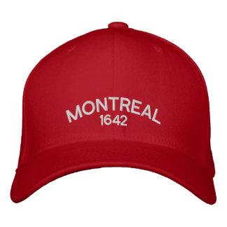 Montreal stickte kundenspezifischen Hut