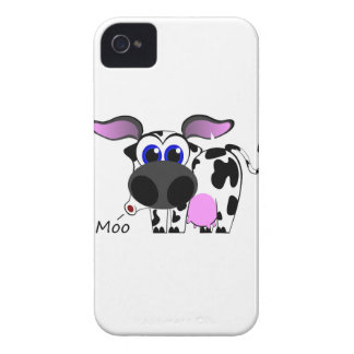 Moocow Case-Mate iPhone 4 Hülle