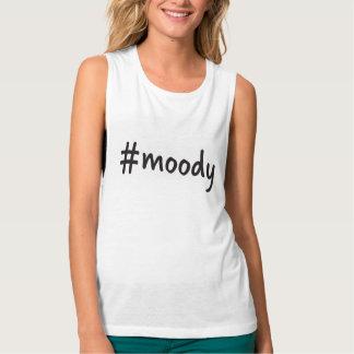#moody Muskelunterhemd Tank Top