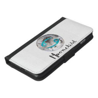 Moonchild Telefon-Kasten iPhone 6/6s Plus Geldbeutel Hülle