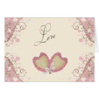.:: MoonDreams::. Valentines-Liebe-Anmerkung Karte
