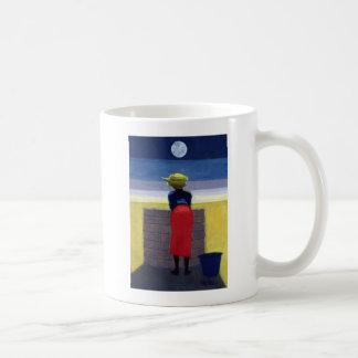 Moonlit Abend 2001 Kaffeetasse