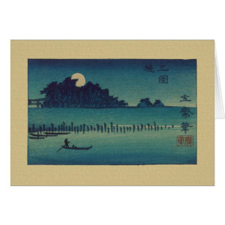 Moonlit Waldung Karte
