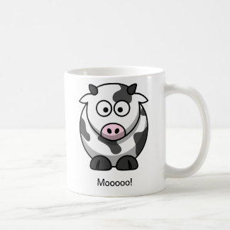 Mooooo ! Tasse de vache