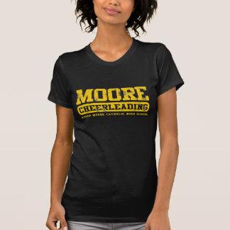 MOORE Cheerleading T-Shirt