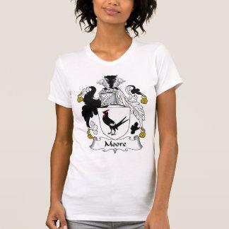 Moore-Familienwappen T-Shirt